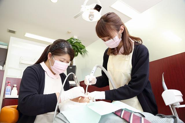 当院の歯周病治療